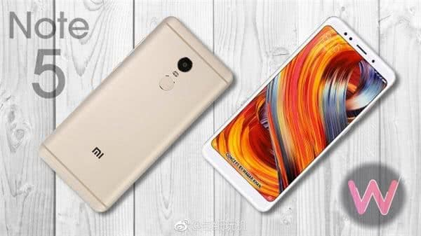 Xiaomi Redmi Note 5 6g