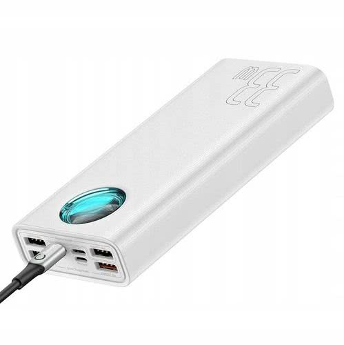 PowerBank Baseus BS-30K303 (LG) 30000mAh PD3.0+QC3.0