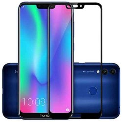Honor 8C Full Cover 5D black