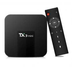 Android TV Box Tanix TX3 Mini A S905X3 2/16GB