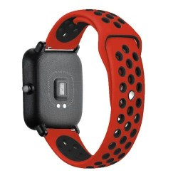 general-motion-double-color-watch-band-for-amazfit-bip orange