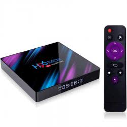 Android TV Box H96 MAX RK3318 4/64GB